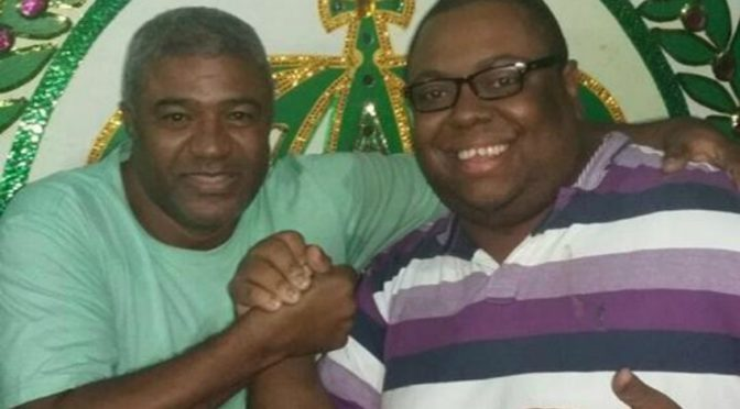 Daniel Silva é novo membro da família da Império da Tijuca