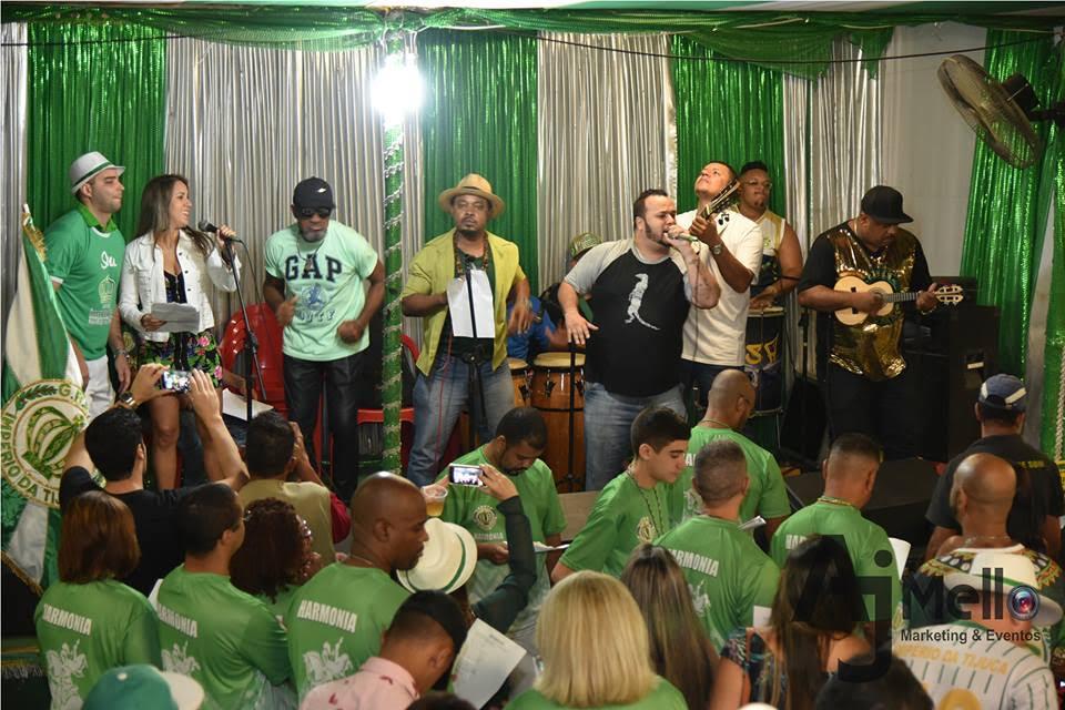 Disputa Samba Enredo | Império da Tijuca